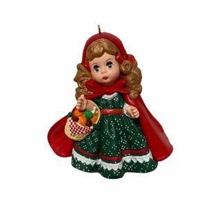 Hallmark Madame Alexander Little Red Riding Hood